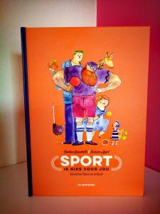 Sport is niks voor jouw kinderboek