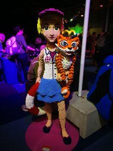 LEGO friends LEGO world Jaarbeurs Utrecht creatie