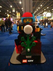 LEGO world Jaarbeurs Utrecht legoblokjes
