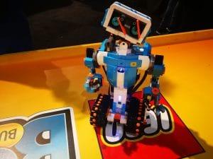 LEGO world Jaarbeurs Utrecht robot