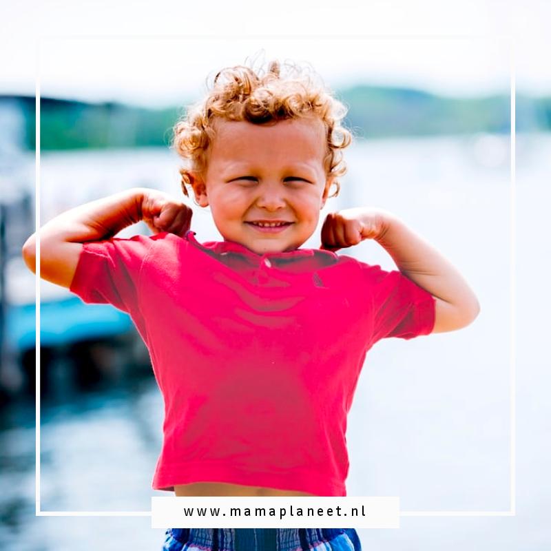 mindgym voor kinderen | kleuter ontdekt zijn superkrachten en kan beter omgaan met stress