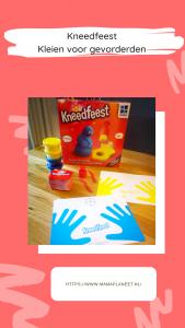 kneedfeest spel