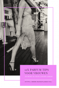 parfum langer ruiken tips vrouw
