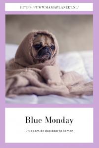 Blue Monday de meest depressieve dag van het jaar heeft zelfs invloed op de hond
