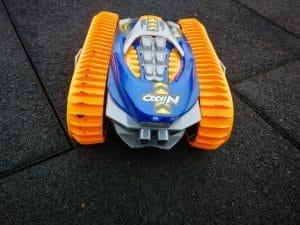 NIKKO Velocitrax oranje bestuurbare autorupsband