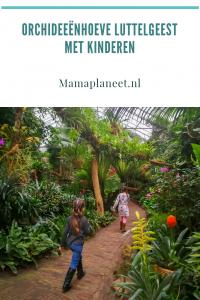 Orchdeeenhoeve Luttelgeest Flevoland met kinderen