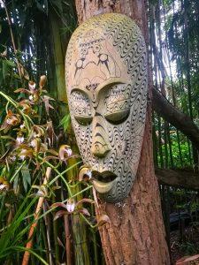 Afrikaanse kunst Orchideeenhoeve jungle Luttelgeest Flevoland