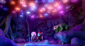 Spike en Tjum bij de kikken kinderfilm Spike en de Magische steen