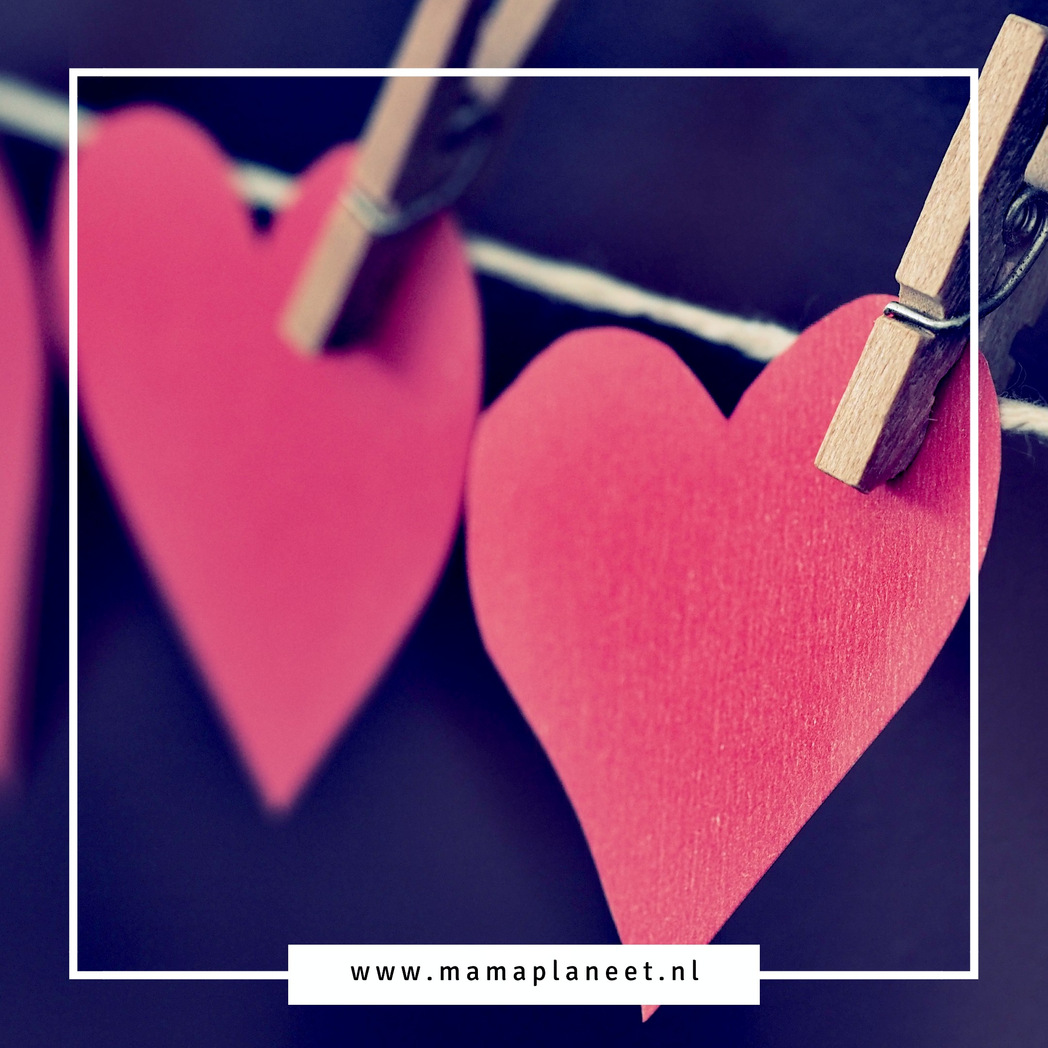 Knutselwerkje kind Valentijnsdag