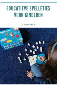 Educatief spelletje voor kinderen