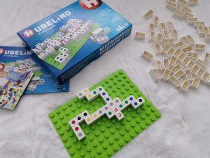 Hubelino domino & vier op een rij