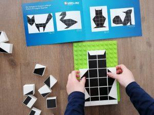 tangram voor kinderen Hubelino