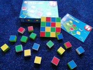 Hubelino Sudoku denkspel thuisonderwijs
