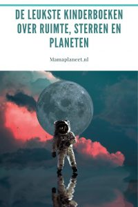 Ruimte, sterren en planeten kinderboeken