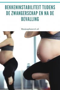 zwangere vrouw aan het sporten