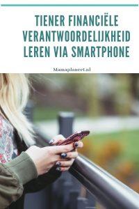tieners afspraken over mobiele telefoon