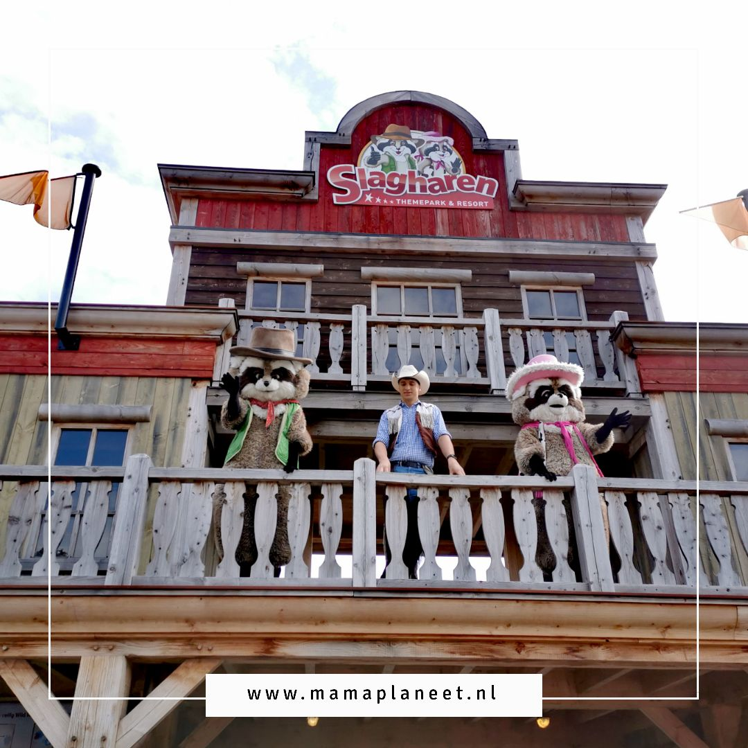 Attractiepark Slagharen MamaPlaneet.nl