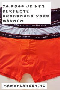 tommy hilfiger boxershorts hemd voor hem heren ondergoed kopen MamaPlaneet.nl