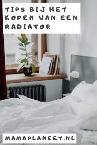 radiator kopen tips MamaPlaneet.nl