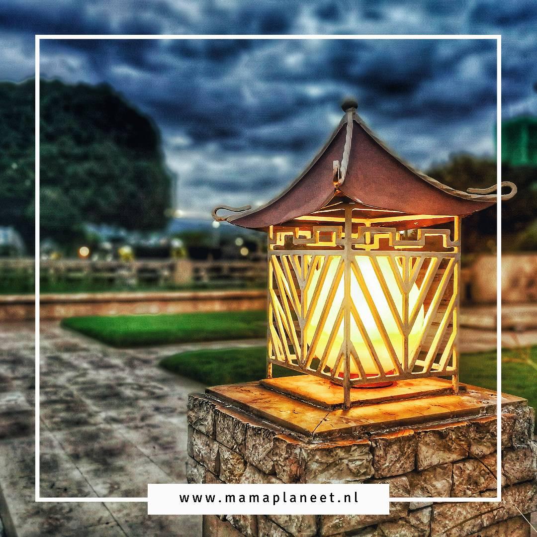 Sfeervolle verlichting balkon of tuin MamaPlaneet.nl