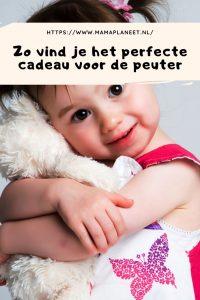 Het perfecte cadeau voor de peuter tips mamaplaneet.nl