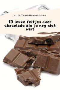 Chocolade naam herkomst, hoe wordt het gemaakt, cacao MamaPlaneet.nl