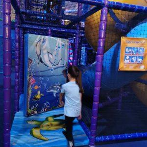 Play-In Kids-In Utrecht The Wall speelparadijs voor kinderen met onderwater thema