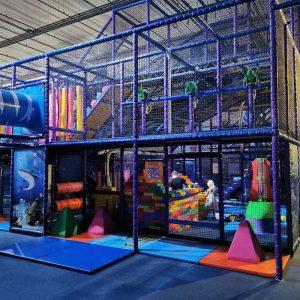Indoor speeltuin voor peuters, kleuters, kinderen en tieners in Utrecht