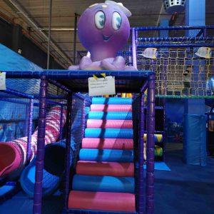 speelparadijs voor baby's, peuters, kleuters, oudere kinderen en tieners The Wall Utrecht