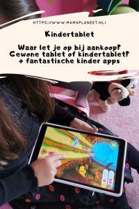 Kindvriendelijke tablet, educatieve apps voor kinderen en aankooptips Welke kinder tablet is het beste MamaPlaneet.nl