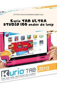 Kurio Tab Ultra Studio 100 tablet voor kinderen