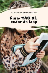 Kurio TAB XL KINDERTABLET MAMAPLANEET.NL