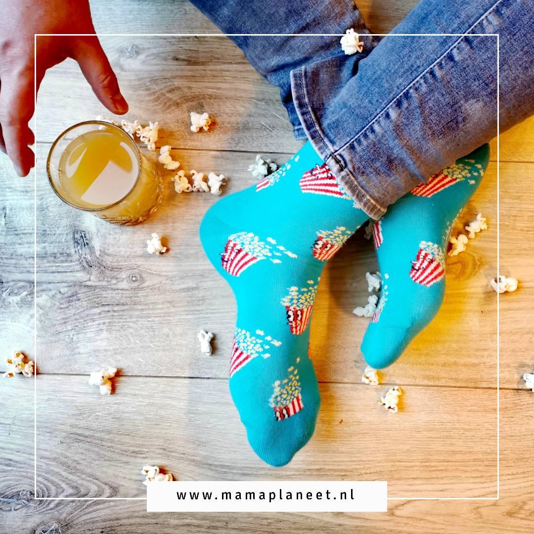 Happy Socks Hemd voor Hem Mamaplaneet.nl