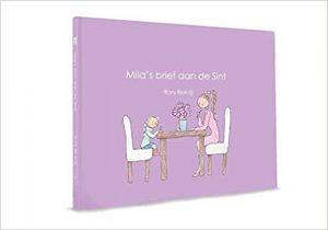 kinderboeken als Mila's brief aan de Sint als cadeau Sinterklaas Kerst amazon verlanglijstje mamaplaneet.nl