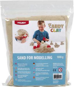 Sandy Clay - Klei voor kinderen Amazon verlanglijstje Sinterklaas of Kerst kado MamaPlaneet.nl