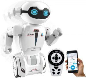 Silverlit Robot Macrobot Sinterklaas Kerst kado kind amazon verlanglijstje mamaplaneet.nl