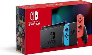 Nintendo Switch Sinterklaas Kerst kado amazon verlanglijst cadeautip mamaplaneet.nl