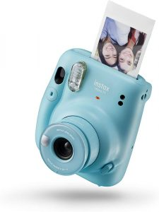 Fujifilm Instax Mini camera Sinterklaas Kerst cadeau Amazon verlanglijstje MamaPLaneet.nl