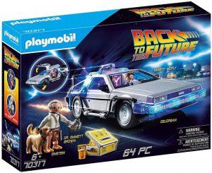 Playmobil Back to the Future Sinterklaas cadeau Amazon verlanglijstje MamaPlaneet.nl
