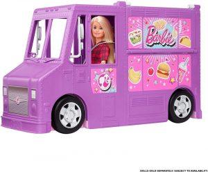 Barbie GMW07 Fresh 'n' Fun Food Truck Sinterklaas en Kerst verlanglijstje cadeautip Amazon MamaPlaneet.nl