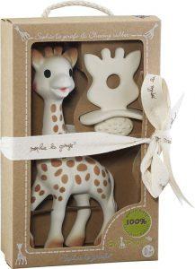 Sophie de Giraffe Amazon cadeau verlanglijst mamaplaneet.nl