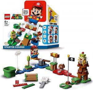 LEGO® Super Mario™ Avonturen met Mario startset 71360 bouwset, creatief speelgoed voor kinderen om te verzamelen (231 onderdelen) Mamaplaneet.nl