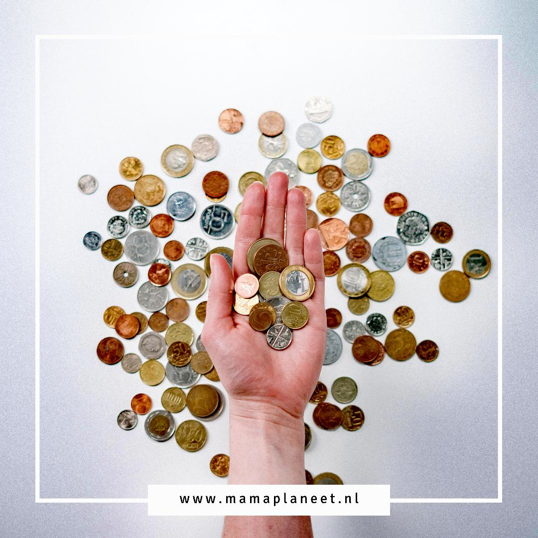 Geld bespaartips energierekening mamaPlaneet.nl