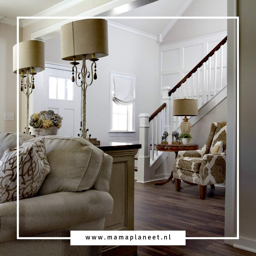 Donker huis lichter maken Tips voor meer licht in huis MamaPlaneet.nl