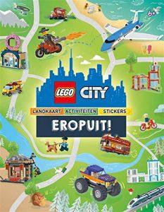 LEGO city eropuit boek Sinterklaas kerst kado kind amazon verlanglijstje mamaplaneet.nl