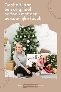 Geef dit jaar een origineel cadeau met een persoonlijke touch