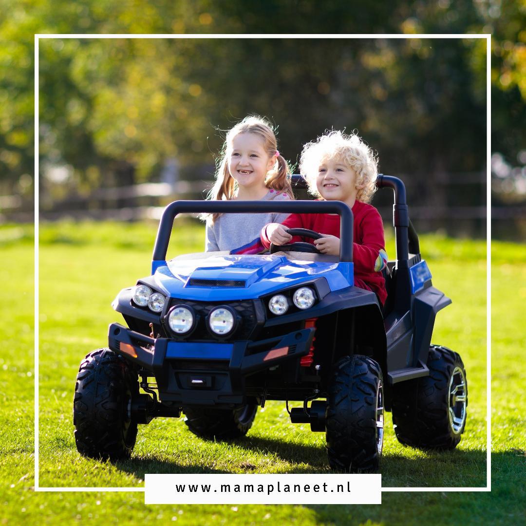 elektrische kinderauto tips accu, veiligheid en onderhoud MamaPlaneet.nl