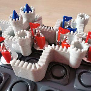 Smartgames Bescherm je ridders puzzelgame denkspel Walls & Warriors MamaPlaneet.nl
