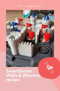 Smartgames denkspel Walls & Warriors MamaPlaneet.nl