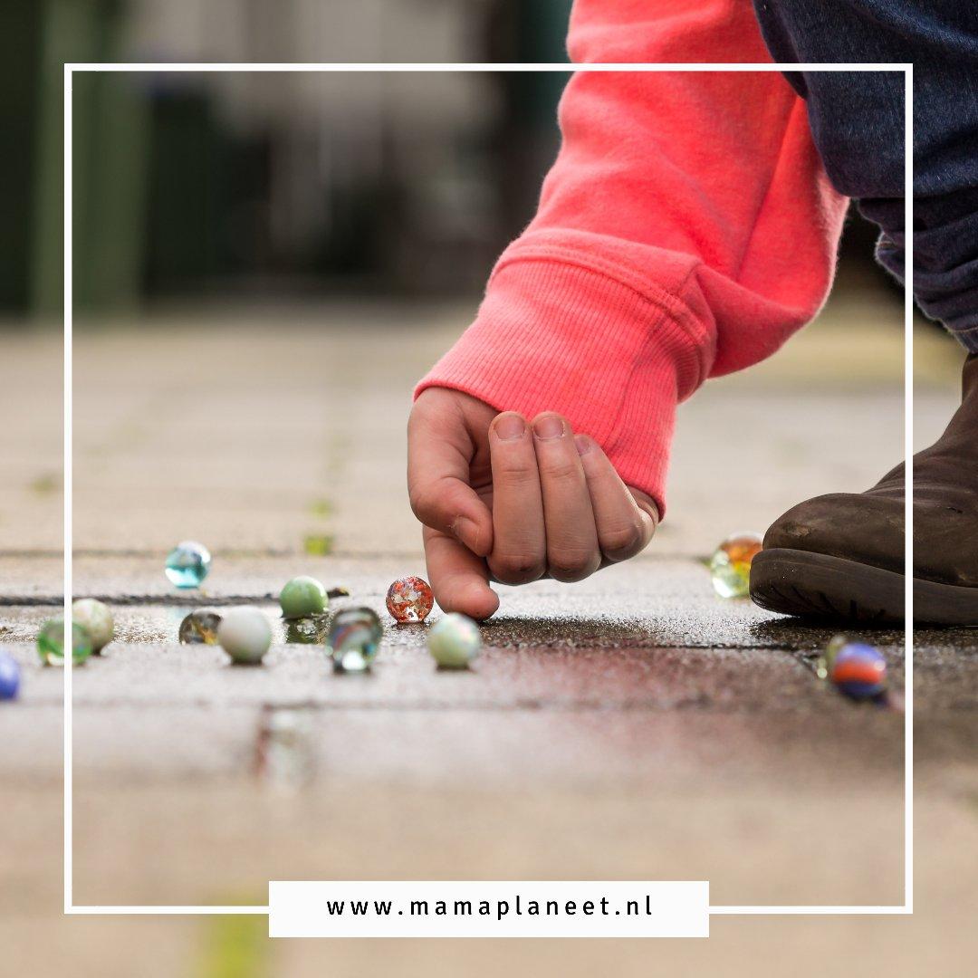 Marble Mania creatief met knikkers knikkerbaan activiteiten kinderen MamaPlaneet.nl